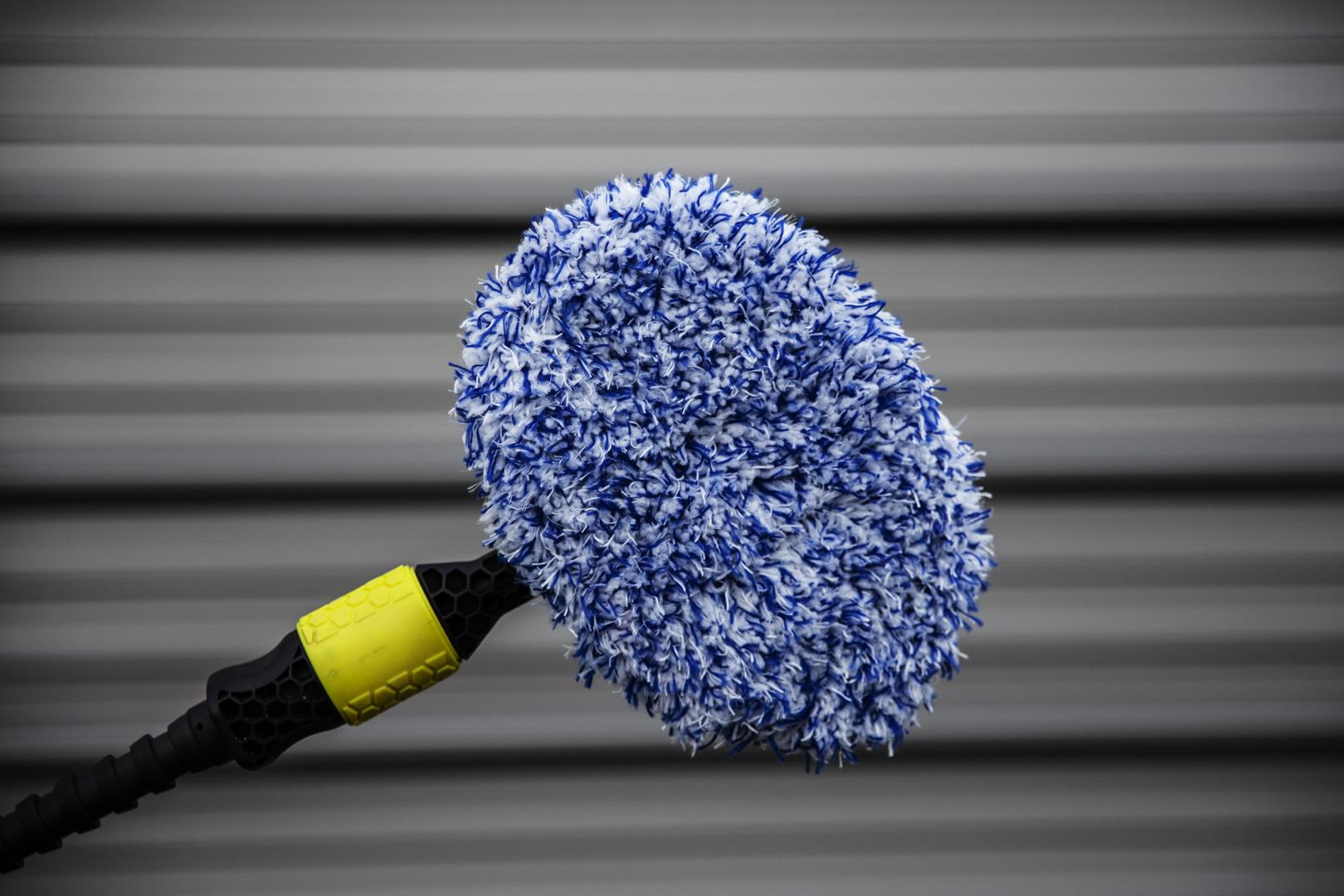 Dual Action Fiber mop