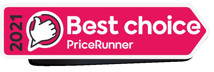 Master P60 PriceRunner Brst Choice 2021 logo