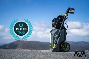 Evolution best in test tek.no AVA Logo