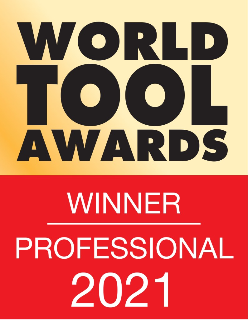 Evolution series world tool award professional winner 2021